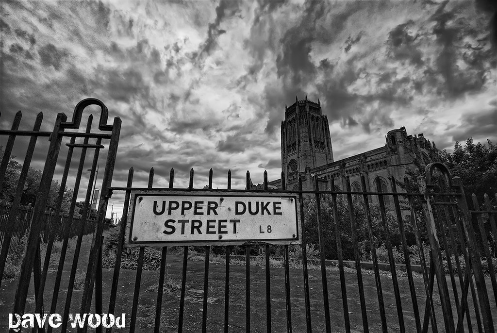 Upper Duke Street Liverpool Anglican Cathedral And St Jam Flickr