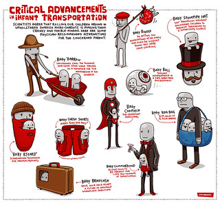 Critical Advancements | by lunchbreath