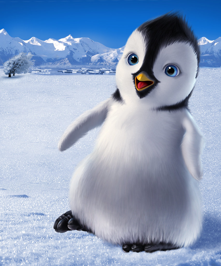 Happy Feet Movie free download HD 720p