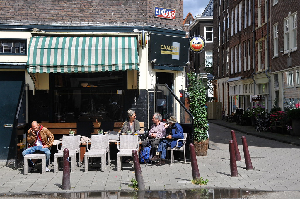 New Amsterdam Cafe Age Limit