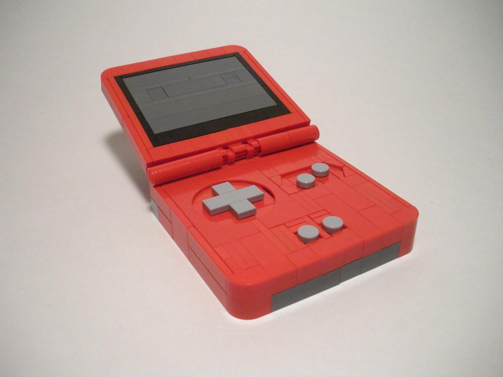 Build Nintendo Game Boy Sp
