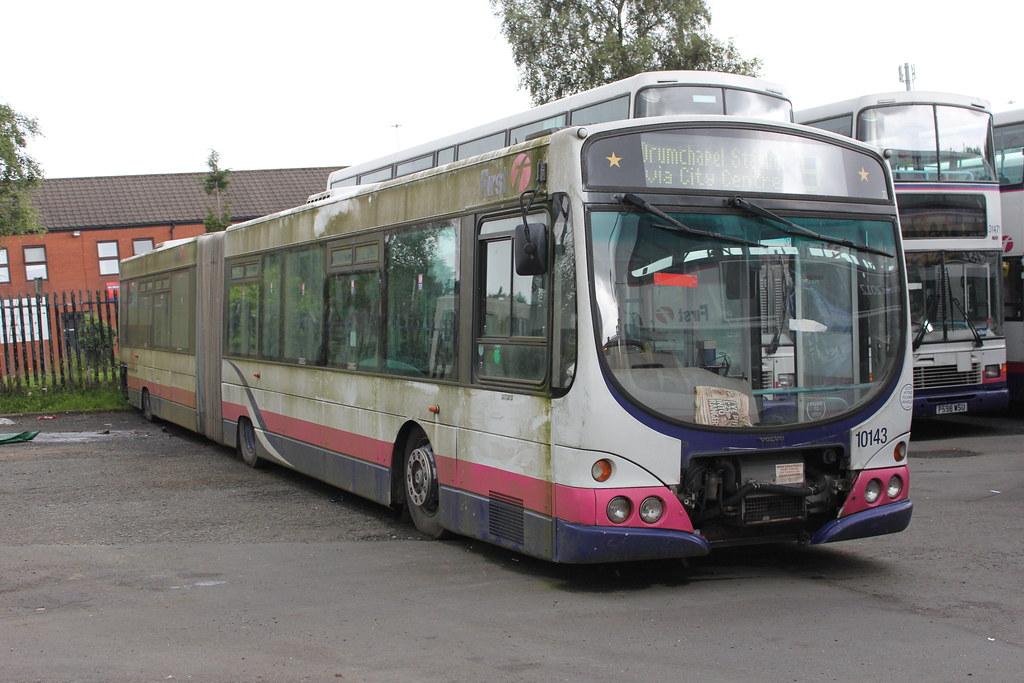 Volvo Aberdeen Volvo Acorn Transport Ltd Aberdeen Scotland