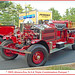 1925 Ahrens-Fox fire engine