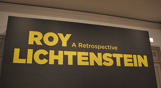 Roy Lichtenstein: A Retrospective | by Brule Laker