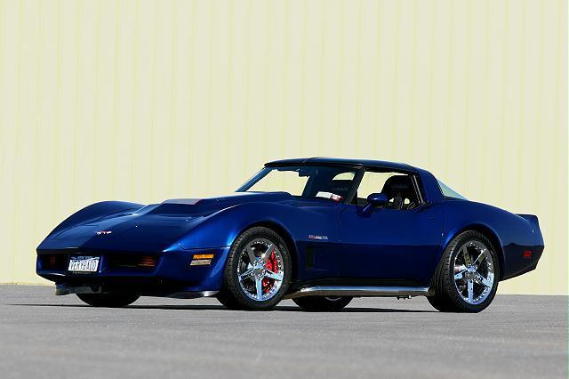 81 Corvette Custom Steve Ferrante Flickr