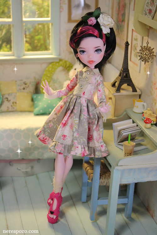 Мастер класс одежда для кукол эвер афтер хай - Zdravie-info.ru