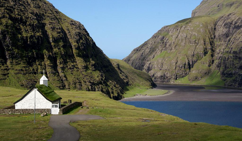 Saksun Saksun Faroe Islands Saksun Is A Village