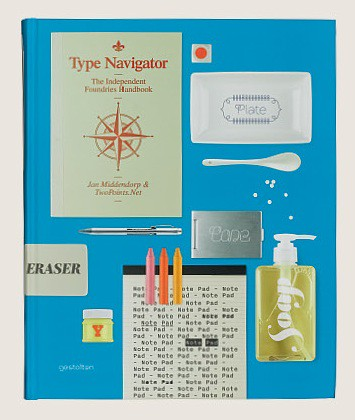 Cover of Type Navigator: The Independent Foundries Handbook | by Eye magazine
