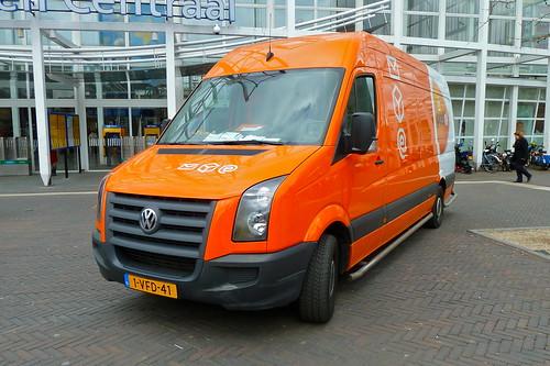 2009 Volkswagen Crafter 35 Postal Van | Flickr - Photo ...