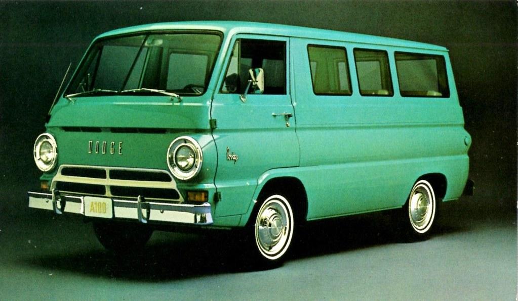 1964 Dodge A100 Sportsman Wagon | Alden Jewell | Flickr