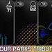 Four Parks Tribute iPhone Cases