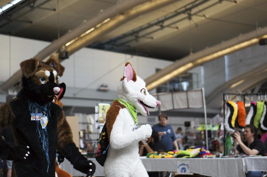 Fursuit Parade Anthrocon 2012 Anthrocon 2012 Parade