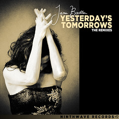 "Jane Badler ""Yesterday's Tomorrows - The Remixes"""