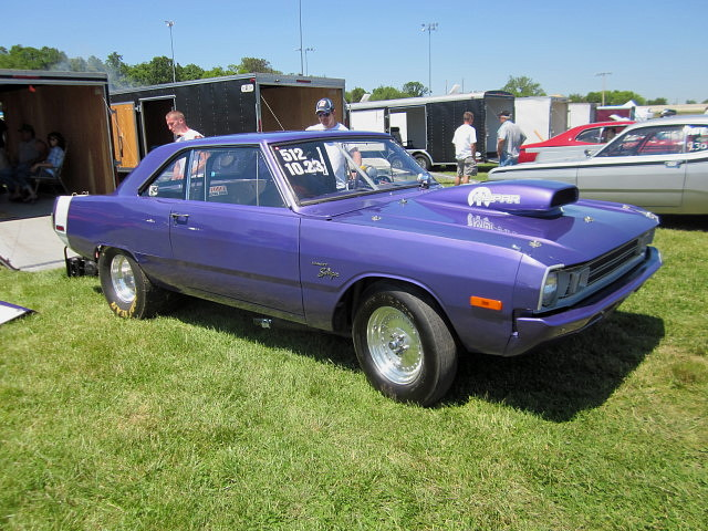 72 dodge dart swinger № 143749
