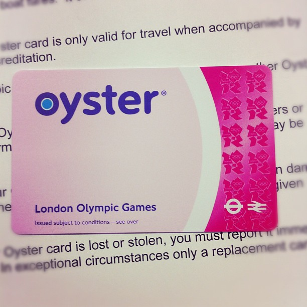 Oyster Travel Card Reviews