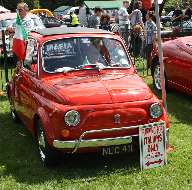 1972 Fiat 500L Related Infomation,specifications