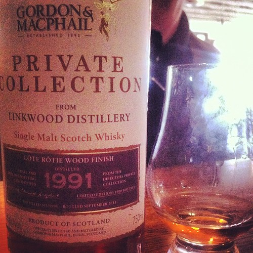 Scotch aged in Cote Rotie barrels? Yes, I think I will. | by lauriedelk.life