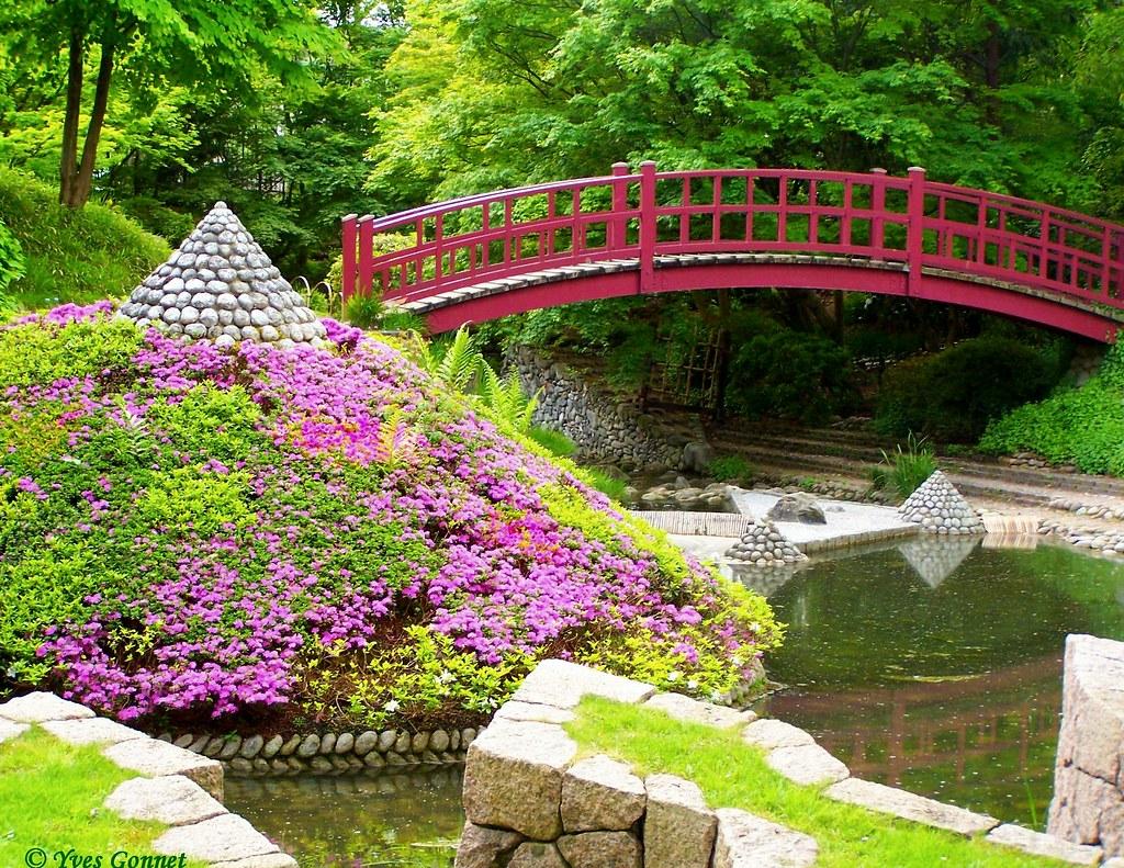 Parc albert kahn printemps boulogne billancourt jardin - Castorama deco jardin boulogne billancourt ...
