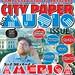 Dan Deacon City Paper cover