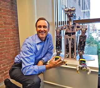 Ambassador for Rethink Robotics | by jurvetson