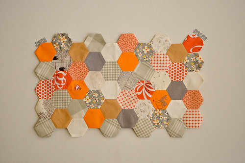 Hexagon Block by Rosalyn | by the workroom