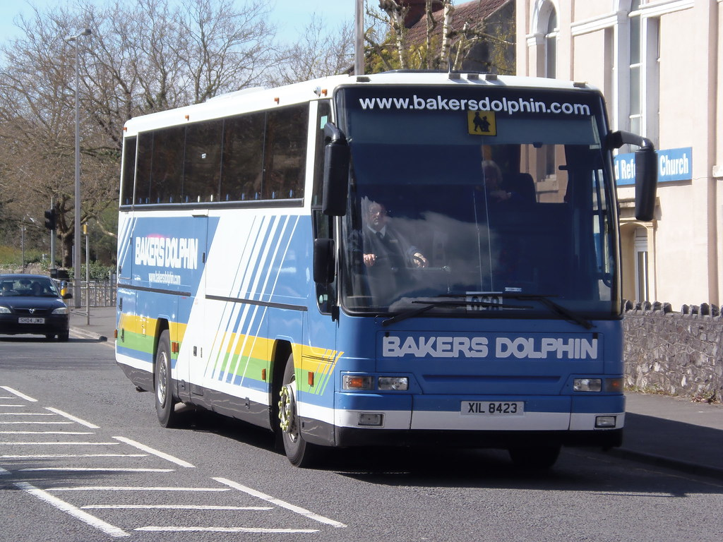 Bakers Dolphin Service 850 Bakers Dolphin Volvo B10m