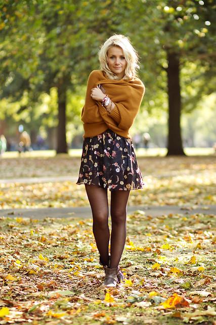 Teen Fall Fashion Photo Shoot 46