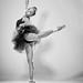 Ballerina in Black V