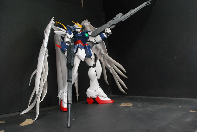 Image Result For Wing Zero Custom