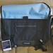 Timbuk2 Laptop Messenger - Open