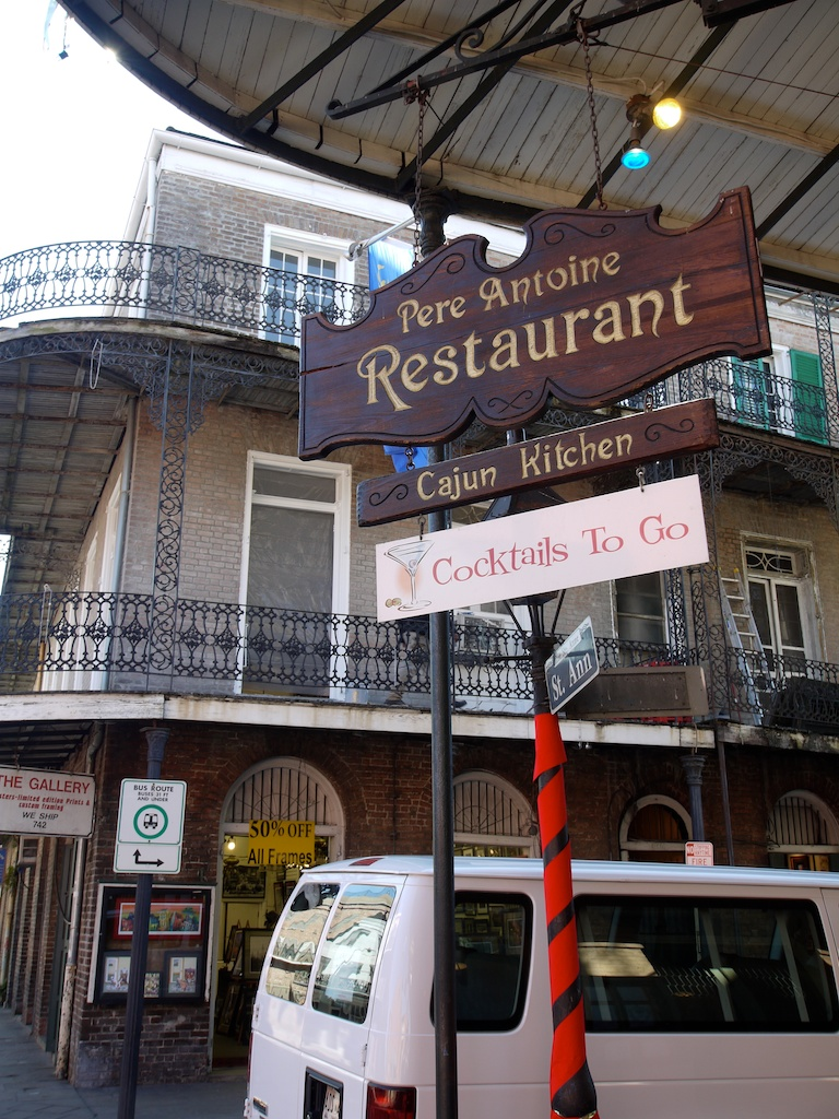 Cocktails To Goの看板French Quarter, New Orleans | Cocktails To ...