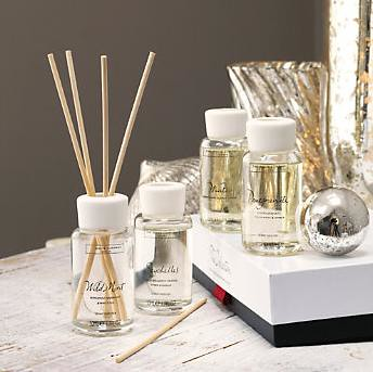 Buy Candles & Scents - For the Home - Four Seasons Scent Diffuser Collection from The White Company_1326210460872 | by LLG archive