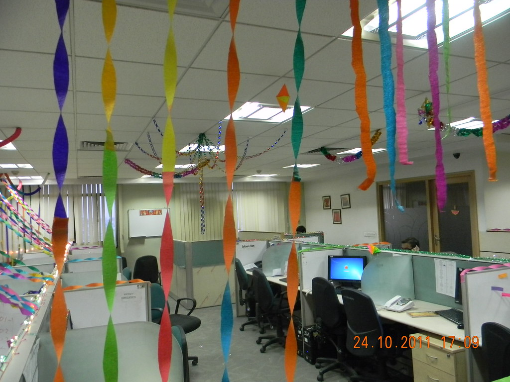 Bay decoration cyfuture india pvt ltd flickr for Bay decoration in office