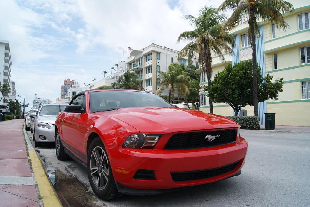 Miami Beach Car Show
