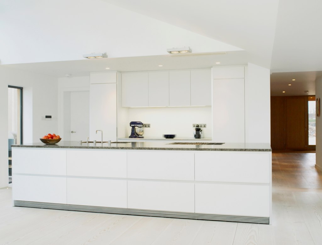 bulthaup b1 contemporary kitchen designed and installed. Black Bedroom Furniture Sets. Home Design Ideas