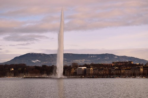 Geneva waterfront | by The Globetrotting photographer