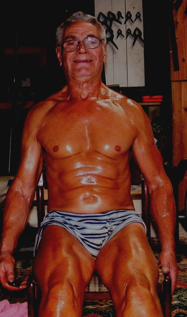 Mature Muscle Homestyle Maturemuscle Flickr
