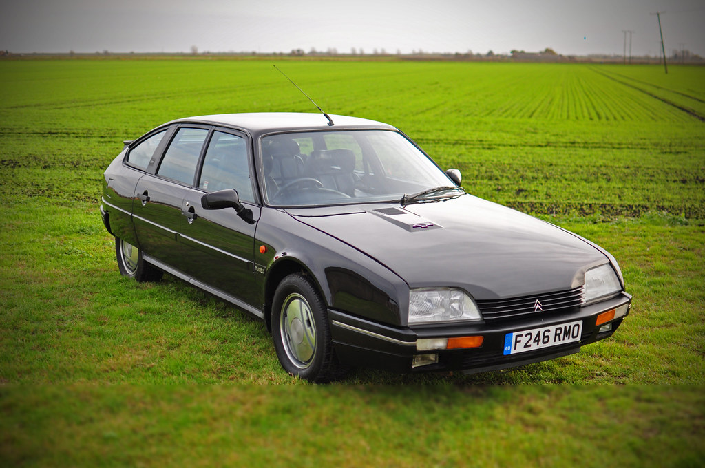 citroen cx gti turbo 2 here 39 s a couple of pictures of a ci flickr. Black Bedroom Furniture Sets. Home Design Ideas