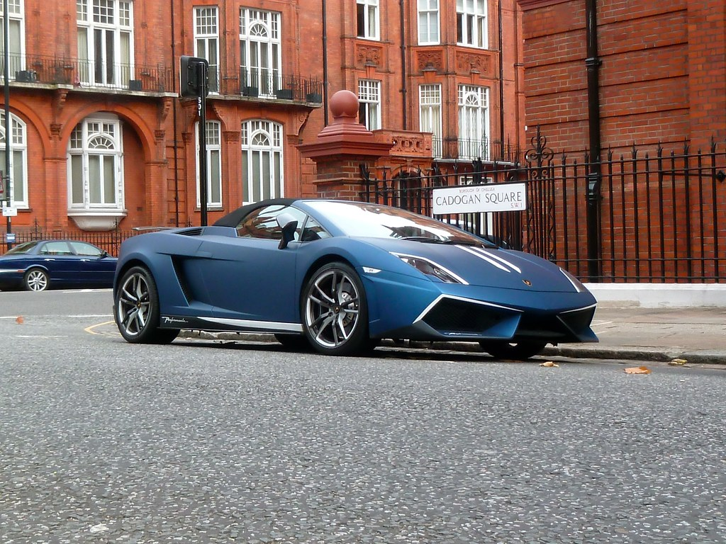 Hire a Lamborghini at PB Supercars