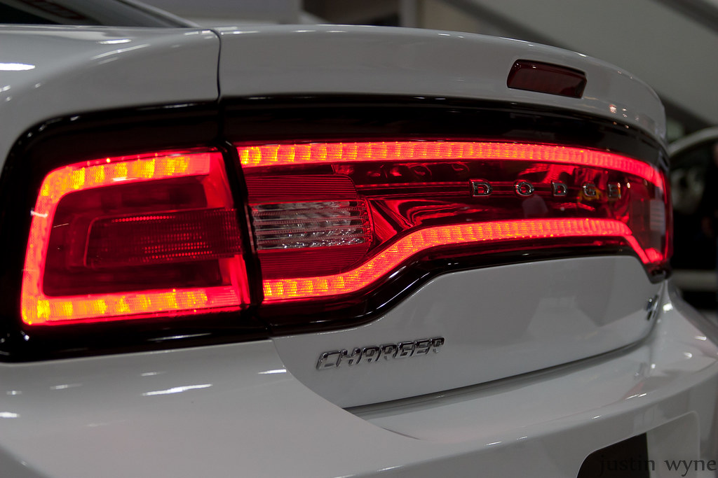 Dodge Charger Tail Lights Justinwyne Flickr