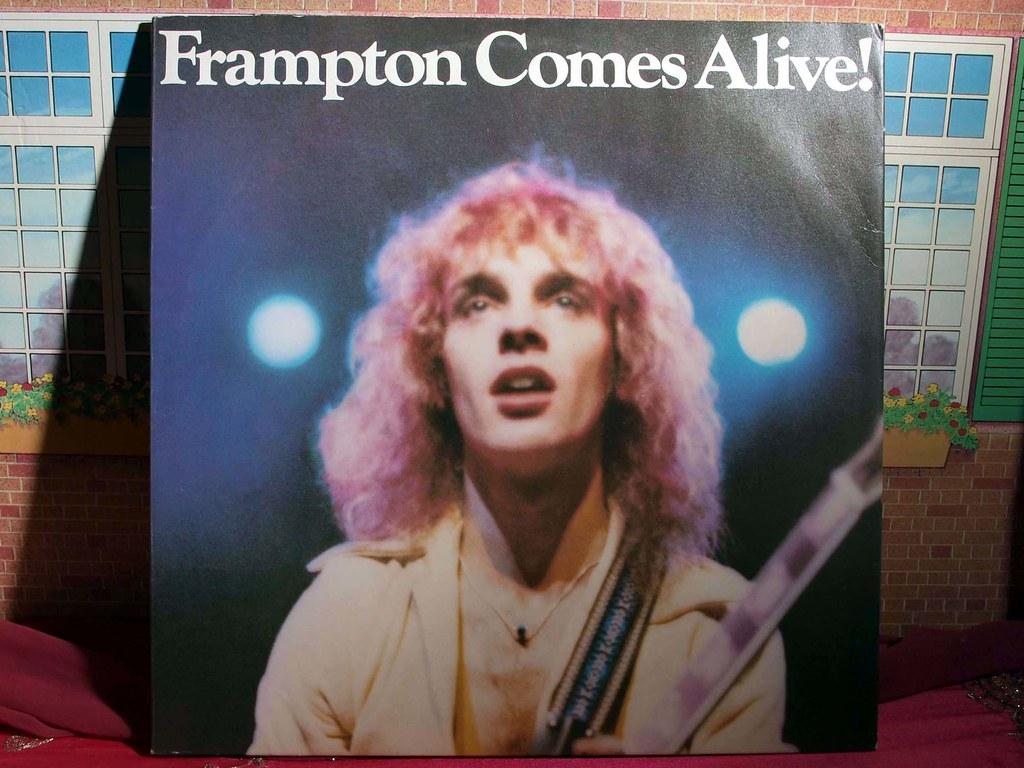 peter frampton, comes alive