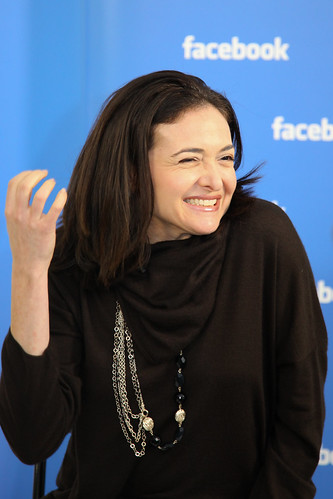Sheryl Sandberg | by Sit With Me