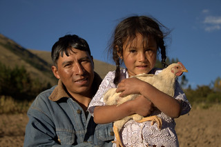 Zapata Rancho community, Tiraque department | by Heifer International
