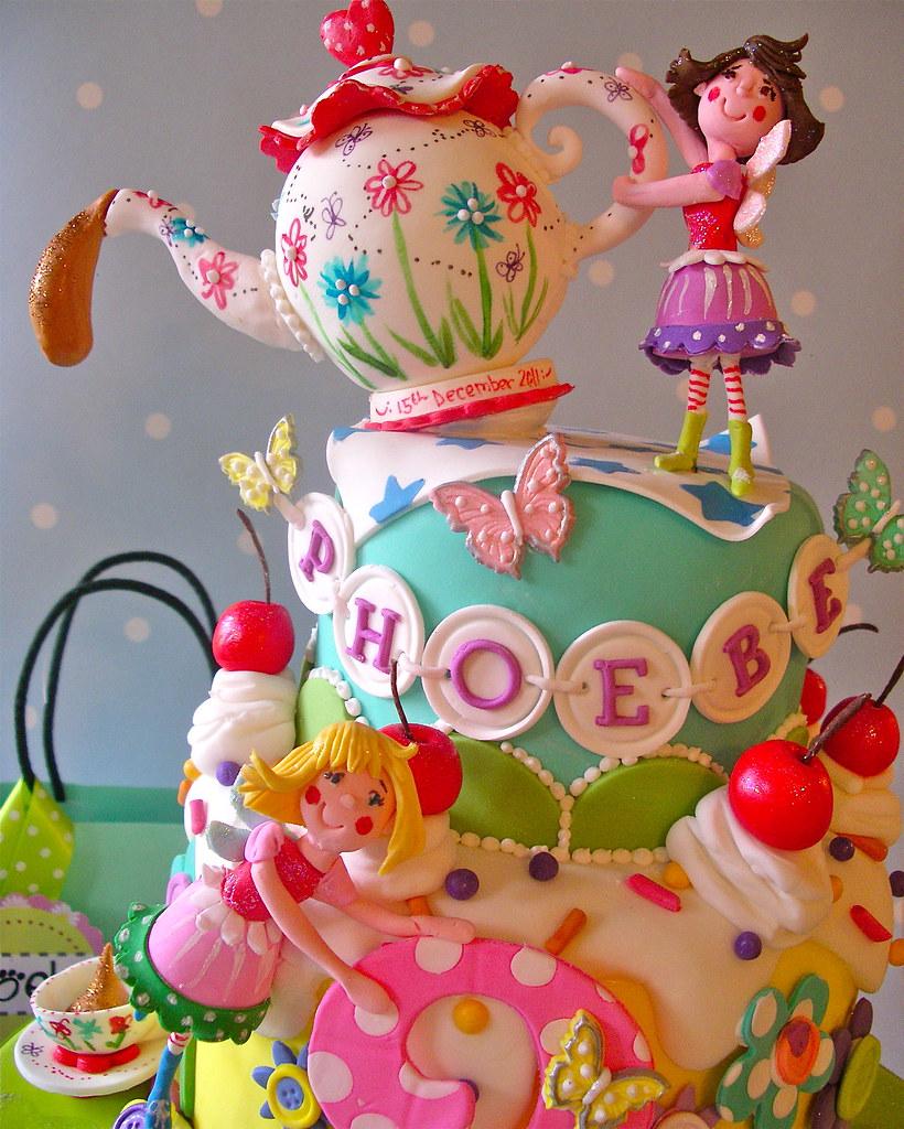 S Birthday Cake