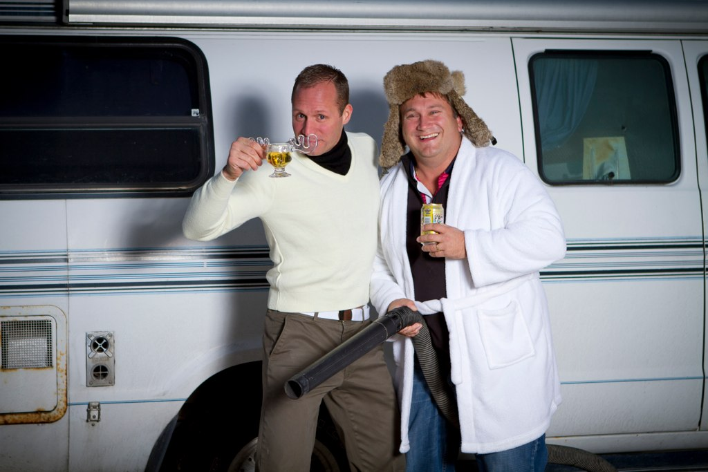 Cousin Eddie X2 Cousin Eddie Shows Up Every Year And Ruins Flickr
