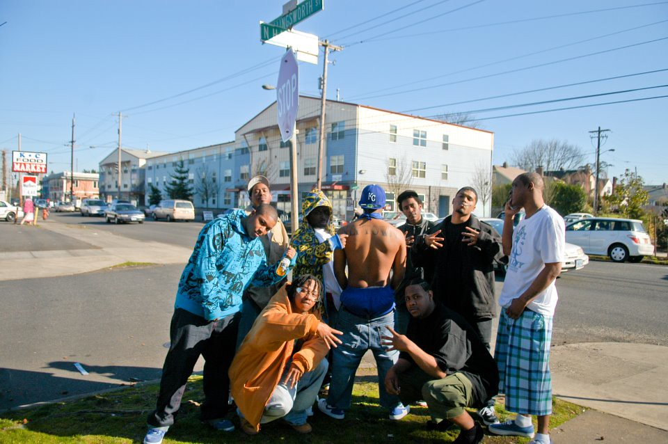 Kerby Blocc Crips Portland Oregongangs503to541 Flickr