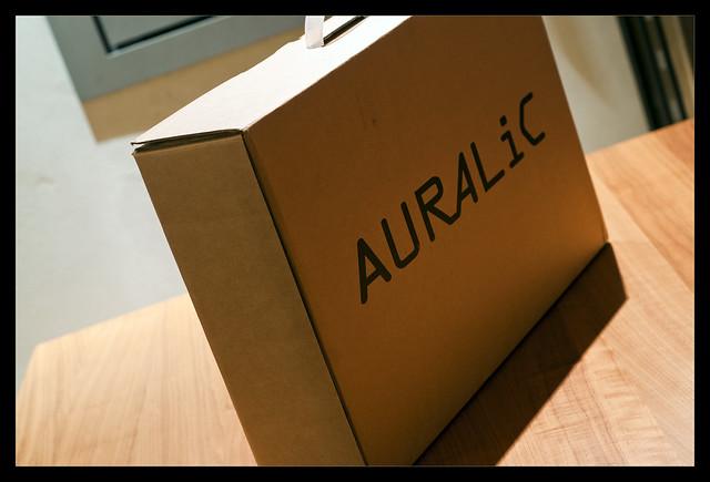 Auralic ARK MX+