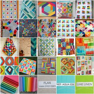 For the Love of Solids - Round 2 Mosaic | by Fresh Lemons : Faith