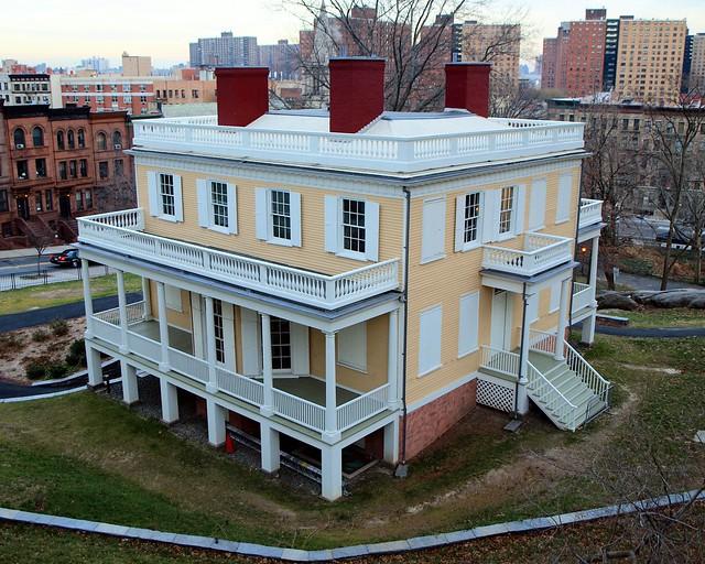 Hamilton grange national memorial harlem new york city for 63 hamilton terrace