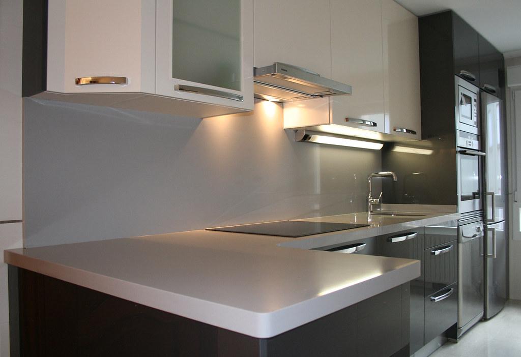 encimera silestone kensho barra detalle de barra de On barra de silestone cocina